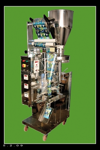 Automatic Tea Pouch Packaging Machine