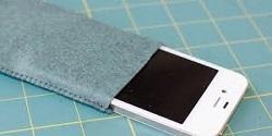 Iphone Felt Cover