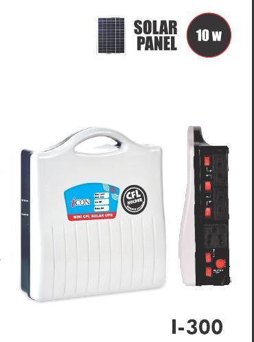 50VA Solar CFL UPS