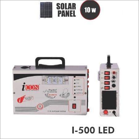 Solar CFL UPS