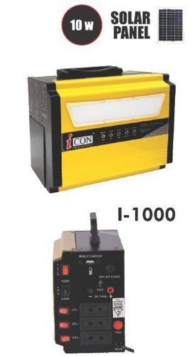 Industrial Solar UPS