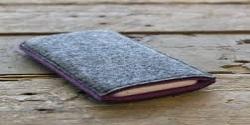 Iphone Wool Felt Cover