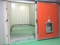 Cold Storage Door