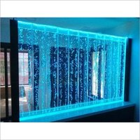 Bubble Water Panel Fountain