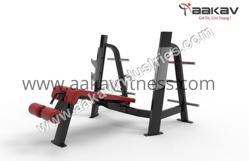 Olympic Decline Bench Super Sport Aakav Fitness