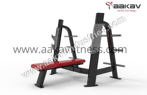 Olympic Flat Bench Super Sport Aakav Fitness