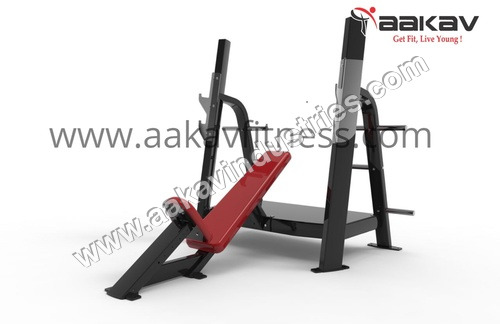 Olympic Incline Bench Super Sports Aakav Fitness