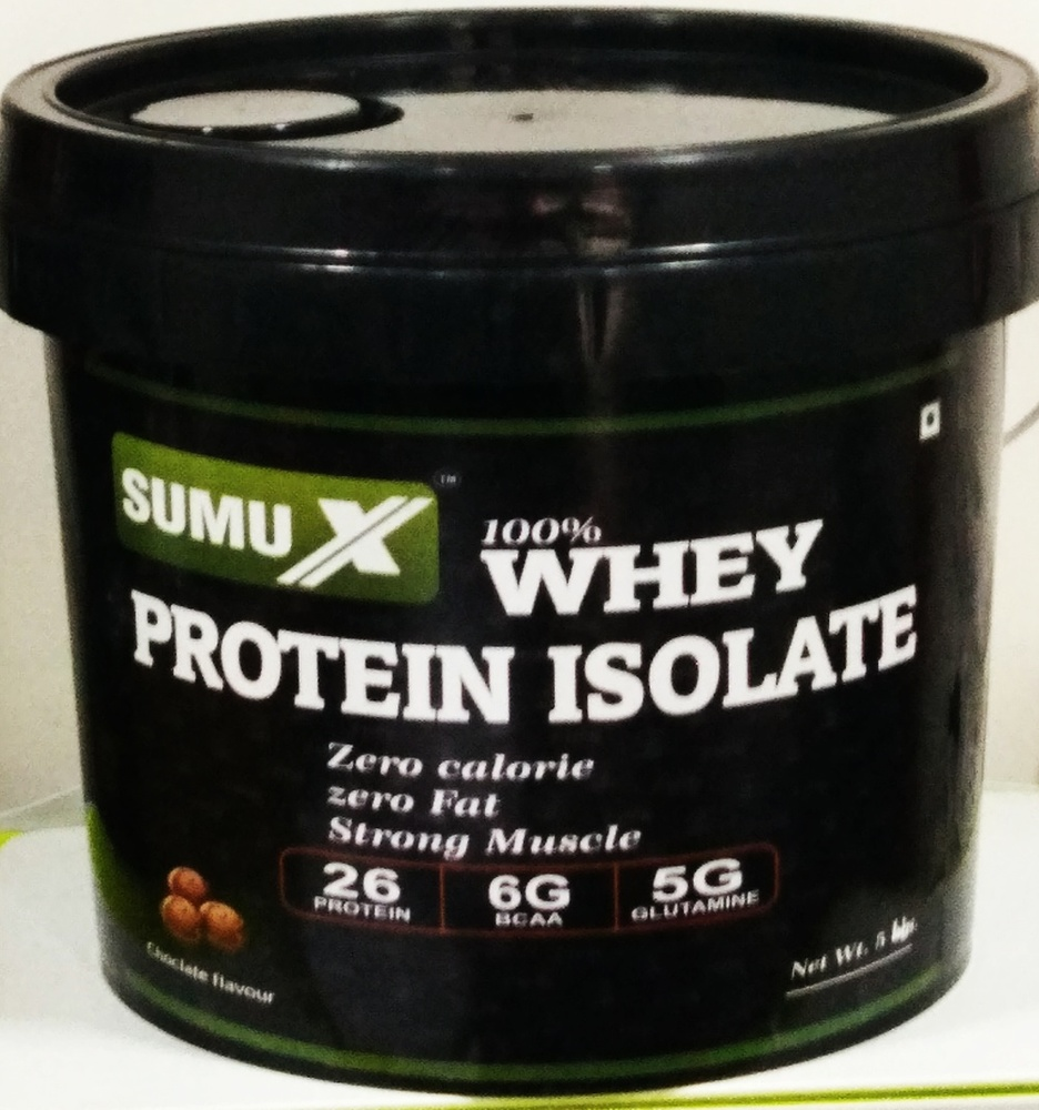 Whey Protein Isolate 10 lbs