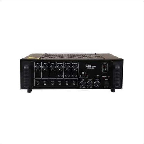 250 watt PA mixing amplifier HSSA-300