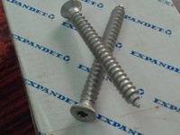EXPANDET Concrete Screw 305