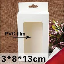 PACKAGING BOX WINDOW FILM