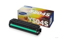 samsung CLT Y504S YELLOW TONER CARTRIDGE