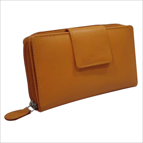 Leather Wallets - Ladies