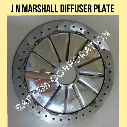 J N Marshall Diffuser Plate