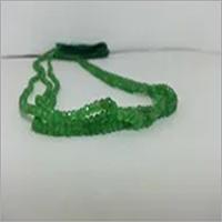 Natural Green Tsavorite Garnet Micro Faceted Beads Strand 2.5-3.5mm
