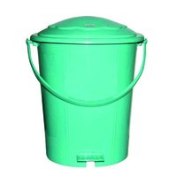 Plastic Hospital Pedal Dustbin 606
