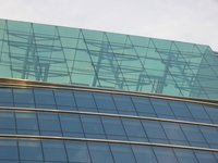 EPDM Glass Facade Seals