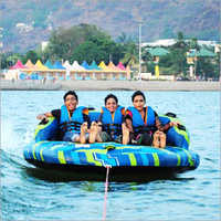 3 Seater Bumper Boats