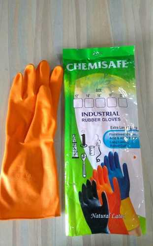 Hand Protection Rubber Gloves