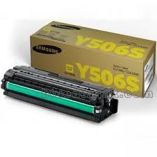 samsung CLT K506S YELLOW TONER CARTRIDGE