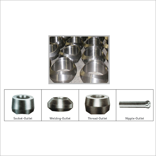 Stainless Steel Outlets