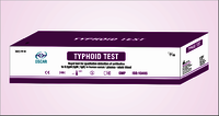 Typhoid Antibody Test Kit