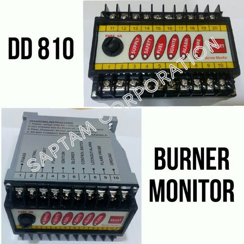 Dd810 Burner Monitor