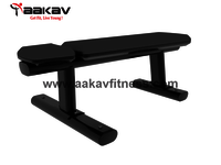 Flat Bench X6 Aakav Fitness