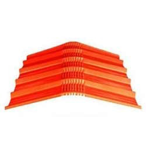 Color Coated Profile Ridge Sheet