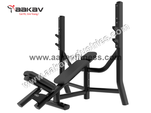Olympic Incline Bench X6 Aakav Fitness