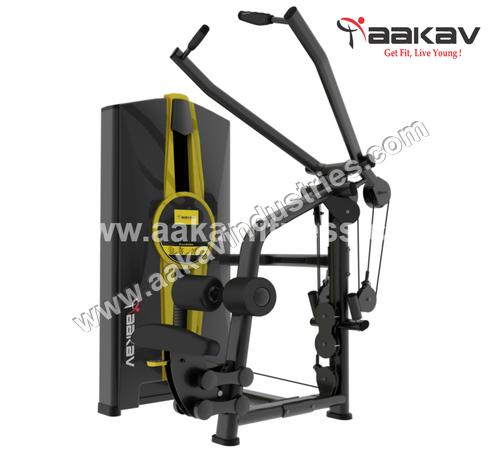 Latt Pull Down X6 Aakav Fitness