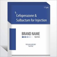 Cefoperazone & Sulbactam Injections