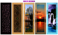 Decorative Laminate Door Skin