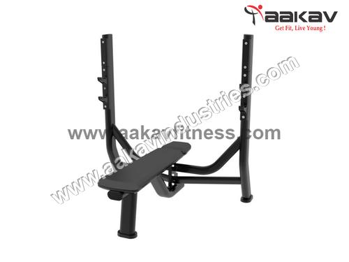 Olympic Flat Bench X6 Aakav Fitness