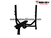 Olympic Flat Bench X6 Aakav Fitness