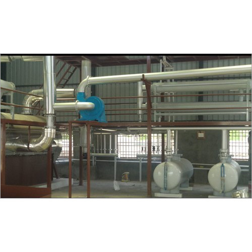 Industrial Plastic Pyrolysis Plant