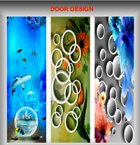 Laminate Digital Door Skin