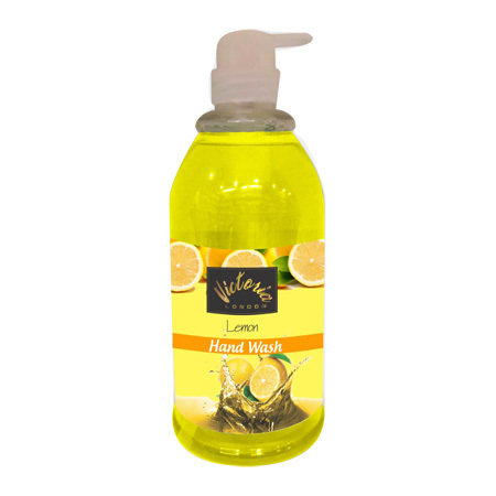 Lemon Liquid Hand Wash