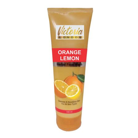 Orange Lemon Face Wash
