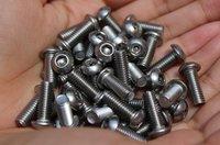 PIN-HEX Security Screw Button Head Machine Screw