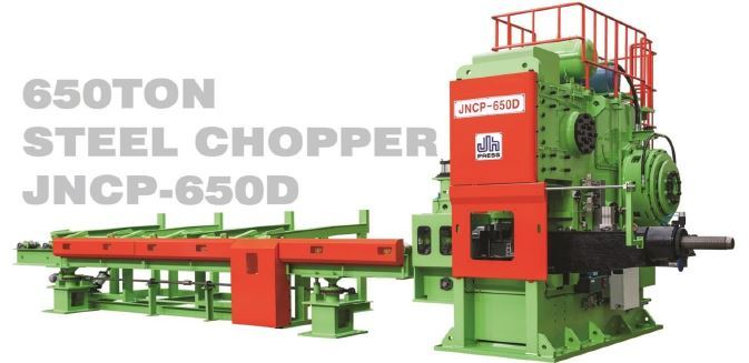 Industrial Cutting Presses