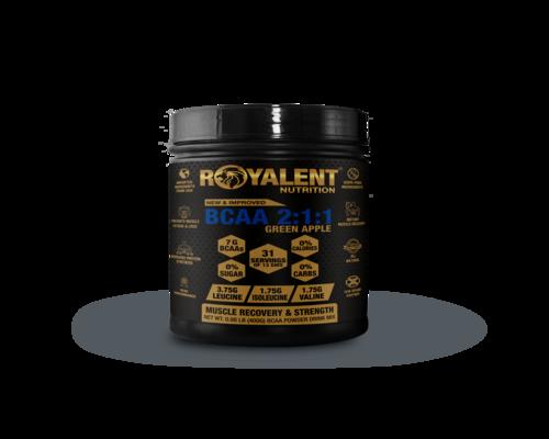 BCAA Green Apple Flavour Protein Powder