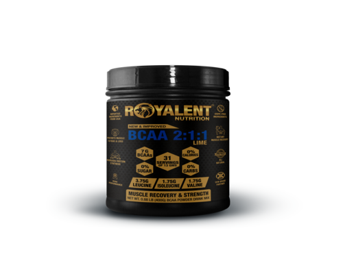 BCAA Lime Flavour Protein Powder
