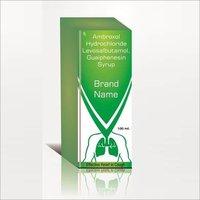 Ambroxol HCL, Levosalbutamol, Guaiphenesin Syrup