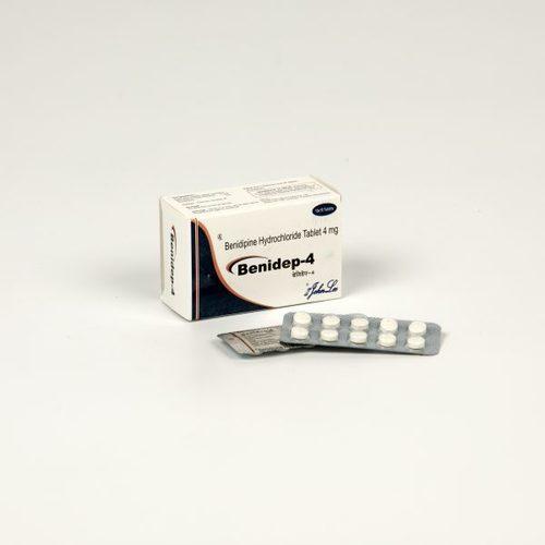 Benidipine Hcl 4 MG