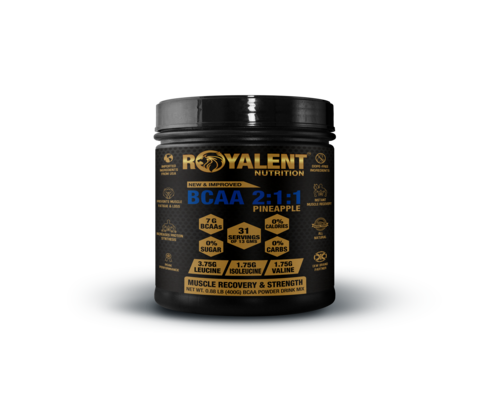 BCAA Pineapple Flavour Protein Powder