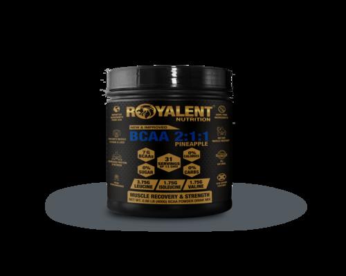 BCAA Pineapple Flavour Protein Powder