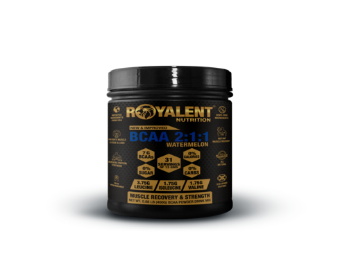 BCAA Health Supplement Powder