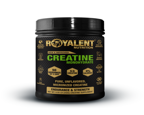 Creatine Monohydrate Health SUpplememt Powder