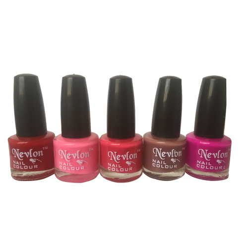 Different Shade Nail Colour